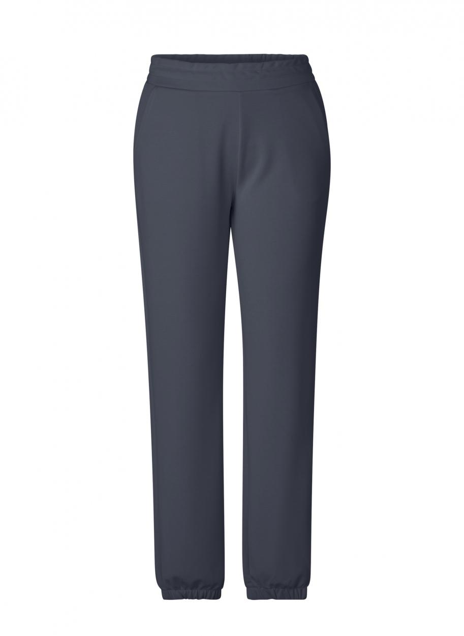 Jeans-Mantel