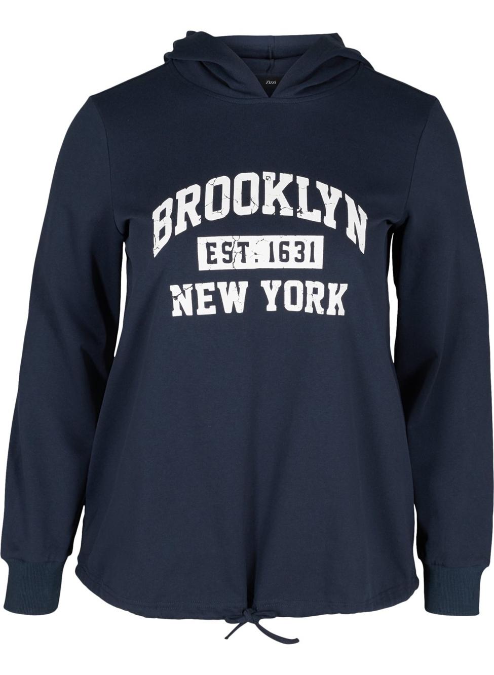 Shirt LA in A-Linie